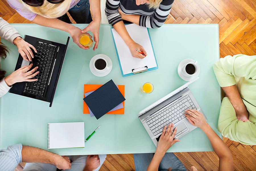 Com el coworking et canvia la vida