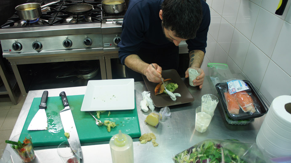 Cocina Hector