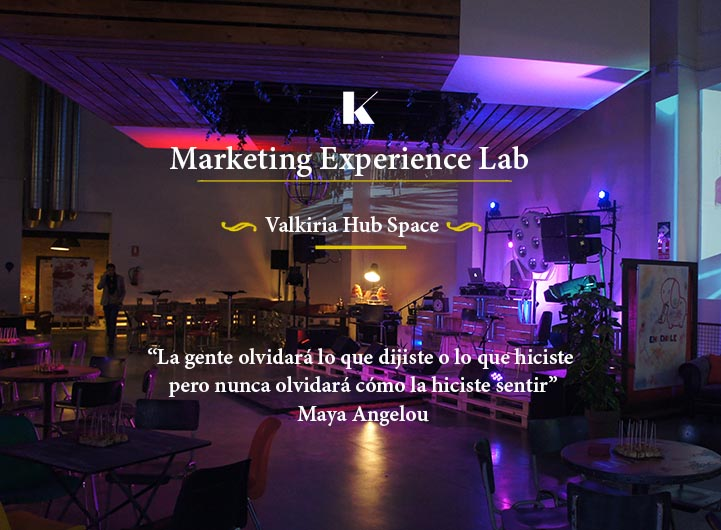 Mk Experience Lab